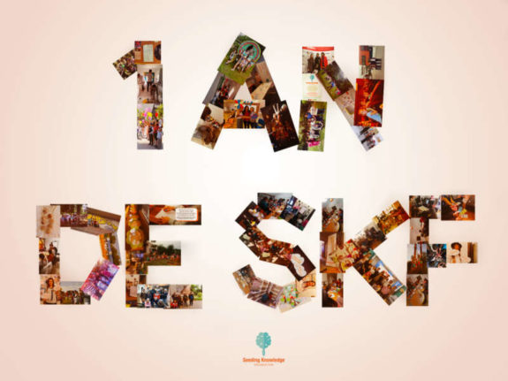 un an de SKF