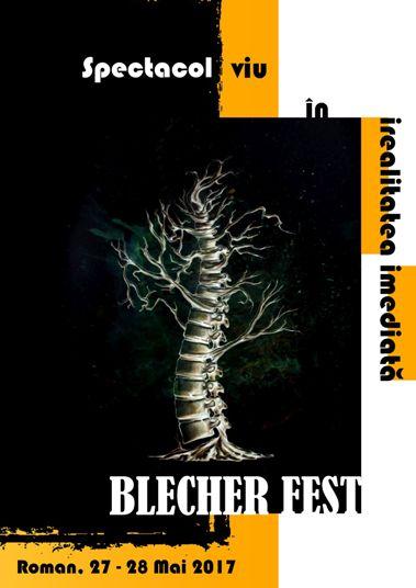Afis generic BLECHER FEST