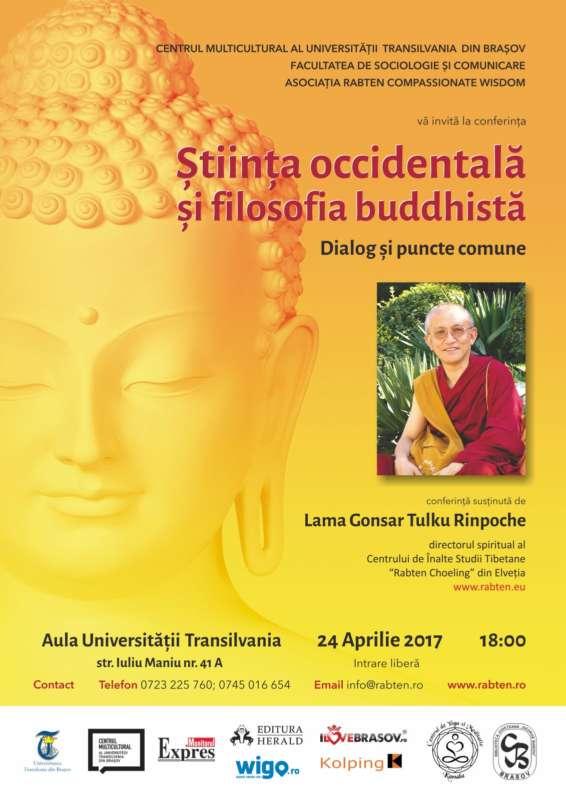 Afis web conferinta Brasov Gonsar Rinpoche v2