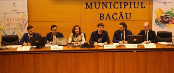 Bacău - Capitala Tineretului din România 2