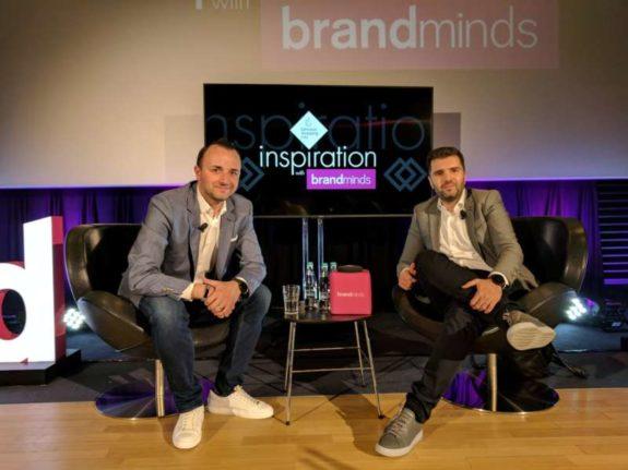 Inspiration with Brand Minds_Rares Florea, Avi Cicirean