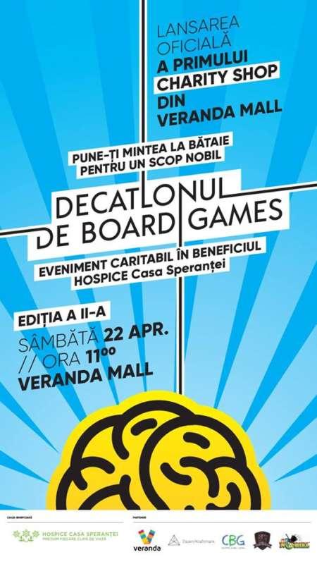 Veranda Mall_Decatlonul de Board Games