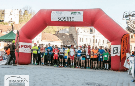 fotografie Brasov Marathon