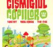 Afis Cismigiul Copiilor 1 iunie