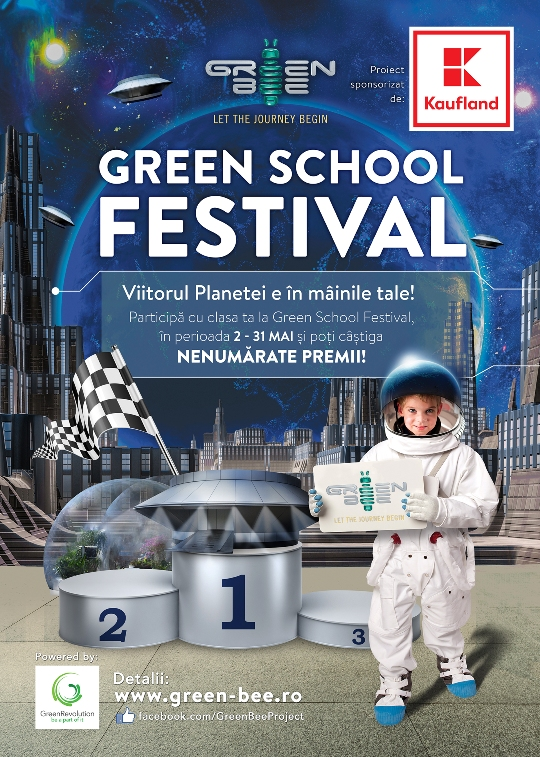 Afis Green School Festival