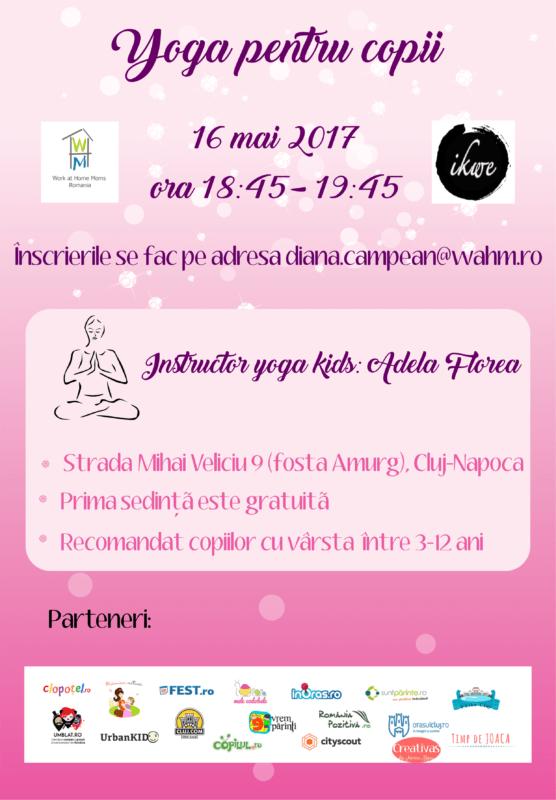 Afis Yoga 16 mai