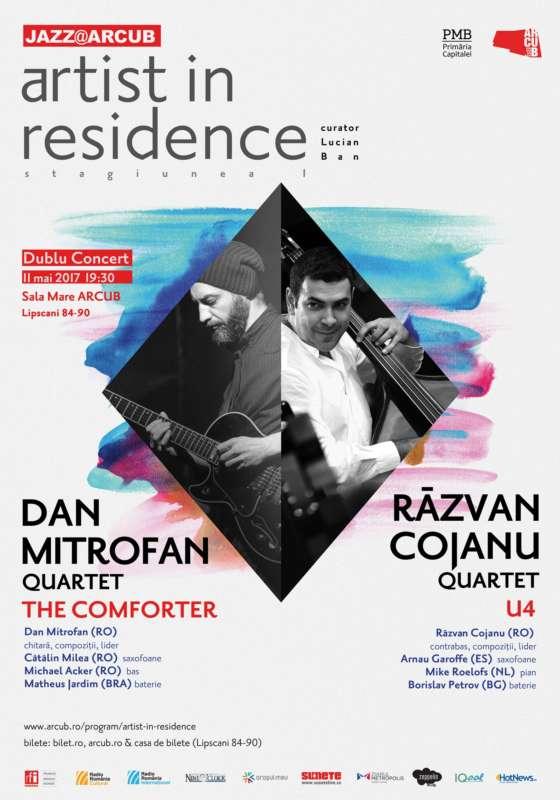 Artist in residence_Dan Mitrofan_Razvan Cojanu 11 mai