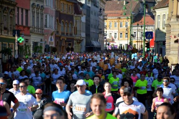 Brasov International Marathon 2017