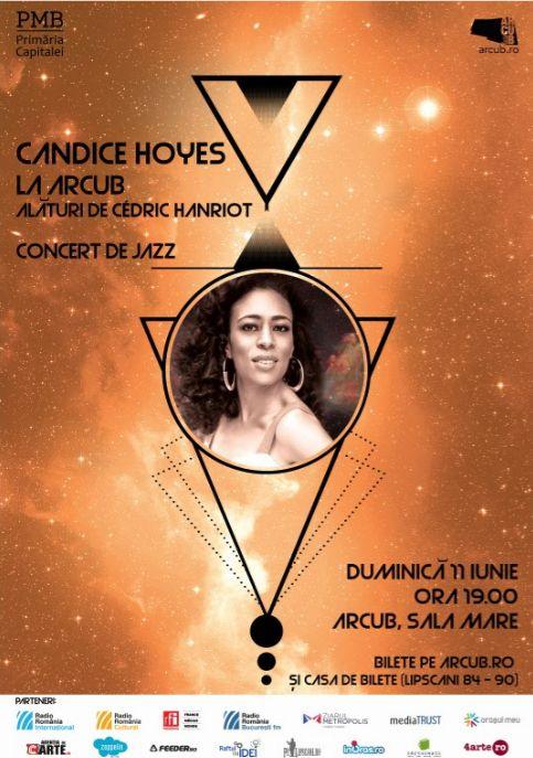 Candice Hoyes afis