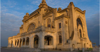 Cazinoul din Constanta - foto Mihai Benea, UCIMR