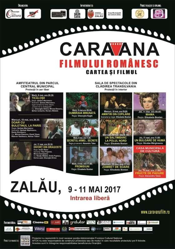 afis Caravana la Zalau 2017 web
