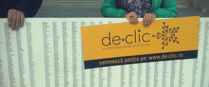 """SEMNEAZĂ PETIȚIA """"CCR vrea prag pentru abuz. Sa fie 1 leu!"""". Peste 20.000 de cetățeni au semnat deja în mai puțin de 24 de ore!"""