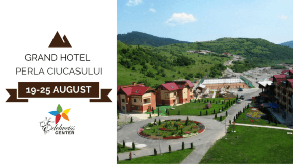 19-25 august GRAND HOTEL PERLA CIUCASULUI