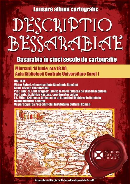 Afis descriptio Basarabiae