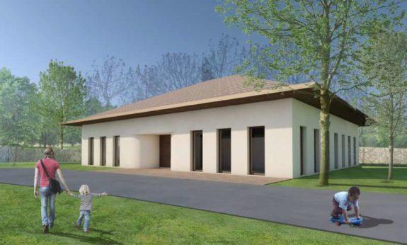 Centrul comunitar Buftea