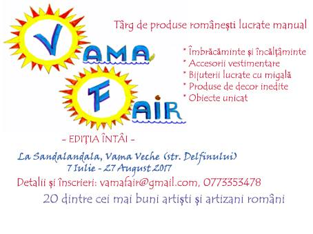 Vama fair cover