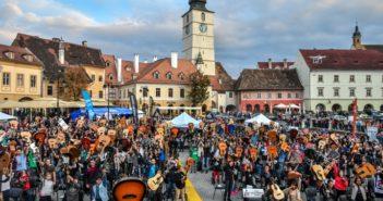 ARTmania si Sibiu Guitar Meeting