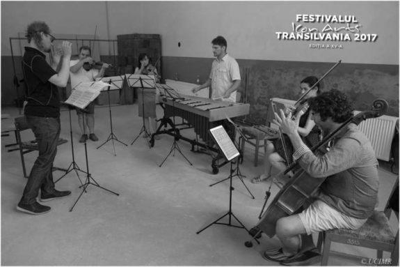 Alexandru Anastasiu si RTE Contempo Quartet la ICOn Arts 2017