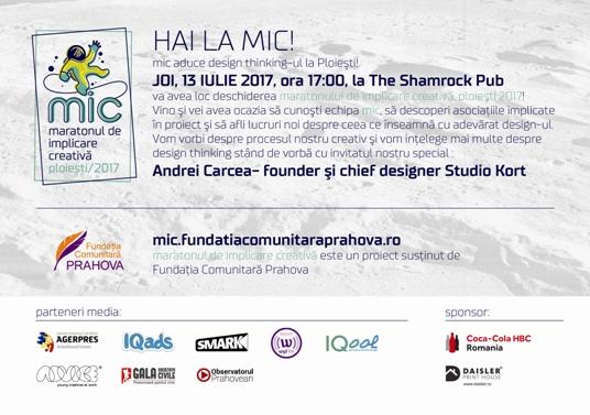 Mic invitatie 13 Iulie 2017 print