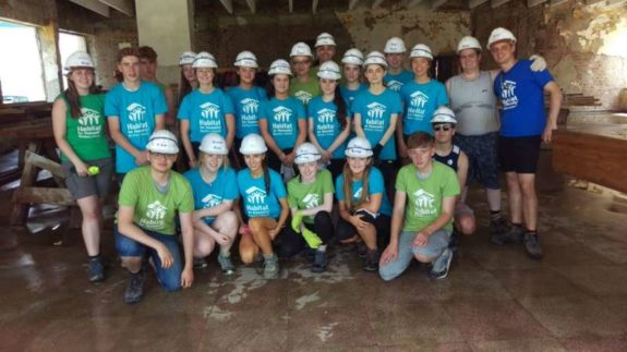 Voluntari Irlanda de Nord YouthBuild