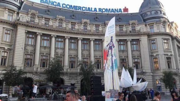 festival de teatru in strada Bucuresti 2017 RomaniaPozitiva 1