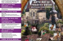 Afisul Festivalului ICon Arts Transilvania 2017