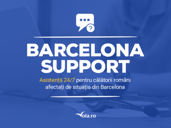 Barcelona Support