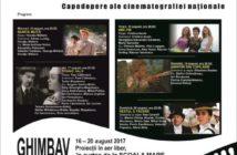 Caravana filmului romanesc la Ghimbav 2017 web