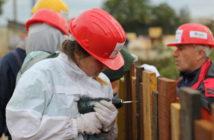 Habitat for Humanity Romania construieste 36 case in doar 5 zile