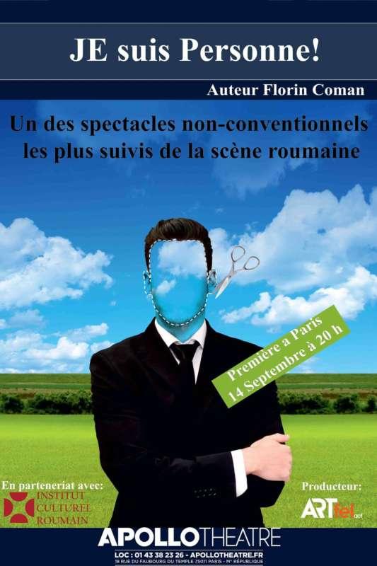 Poster Paris 1