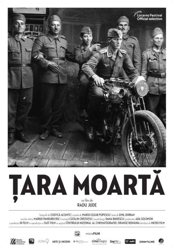 TARA MOARTA poster