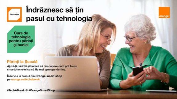 Tech a Break_Parinti la scoala