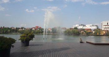 parc langa mall romaniapozitiva