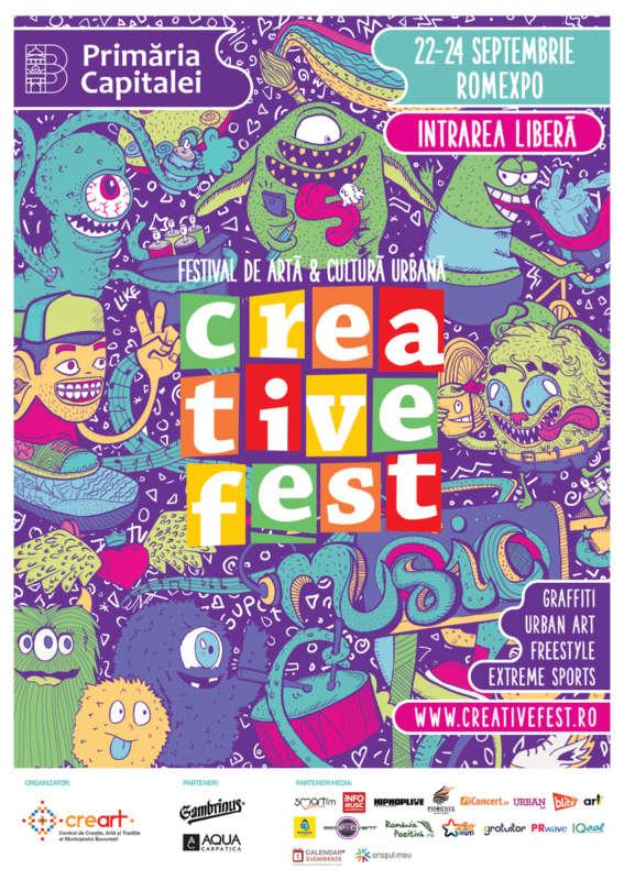 Afis Creative Fest