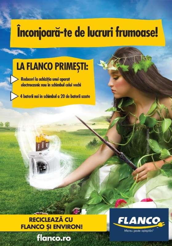 KV campanie reciclare Flanco