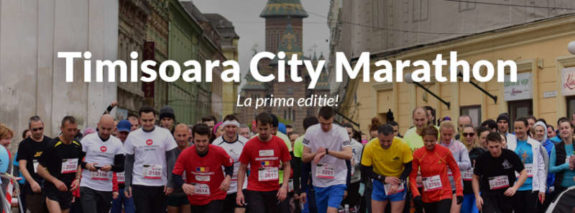 Timisoara City Marathon