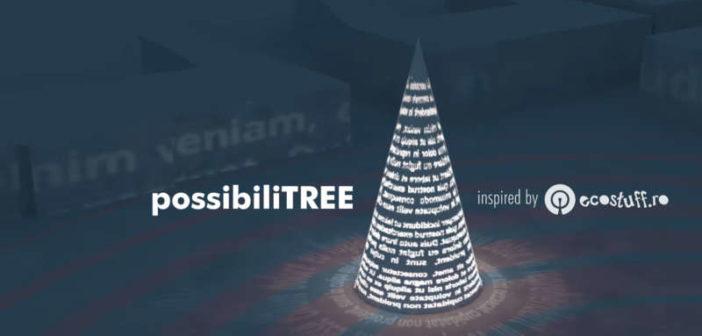 EcoStuff România începe construcția possibiliTREE, o instalație de artă urbană realizată din doze de aluminiu recuperate de la timișoreni