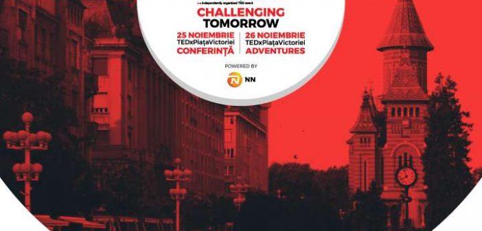 În 25-26 noiembrie, TEDx revine în Timișoara
