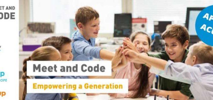 Finanțări de peste 250.000 Euro pentru evenimente de programare organizate în peste 20 de țări în cadrul Europe Code Week 2018