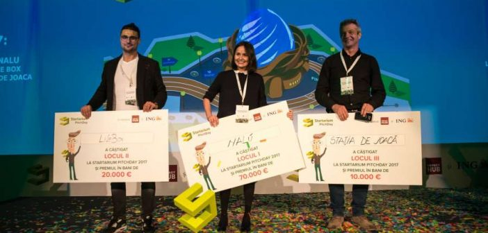 120.000 de euro pentru startup-uri la Startarium PitchDay 2018!