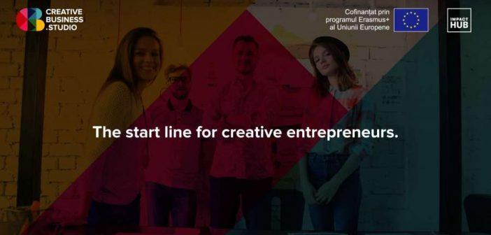 Impact Hub lansează Creative Business Studio, programul de accelerare pentru industriile creative
