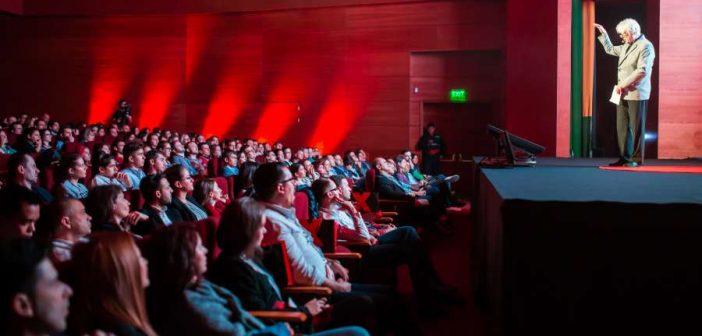 Prima persoană care se antrenează să ajungă pe Marte vine la TEDxBucharest