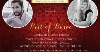 recital baroc