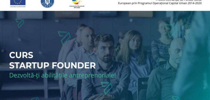 Curs gratuit de antreprenoriat pentru orice doritor din județele Bacău, Botoșani, Iași, Neamț, Suceava și Vaslui