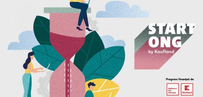 START ONG devine primul program de susținere a ONG-urilor mici, care oferă societății civile finanțări de 500.000 de euro