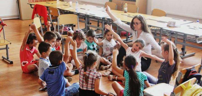 Oamenii Educației un interviu cu Mina Gălii despre educație și inovație socială și comunitară