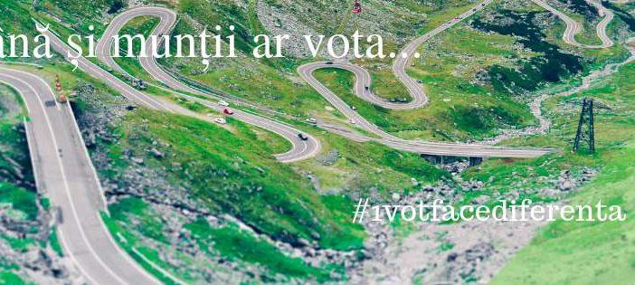 până și munții ar vota…