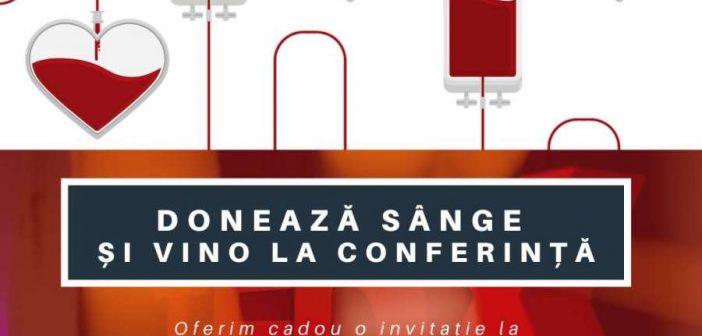 Conferința online la care participi gratuit dacă ai donat sânge.TEDxZorilorWomen 2020 Fearless e exclusiv online