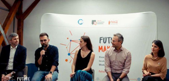 S-a lansat a doua ediţie Future Makers: incubare, conectare și premii de 20.000 de euro pentru idei de viitor